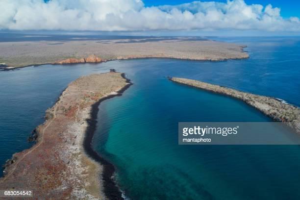 islas galápagos hermosa - parque nacional galápagos fotografías e imágenes de stock