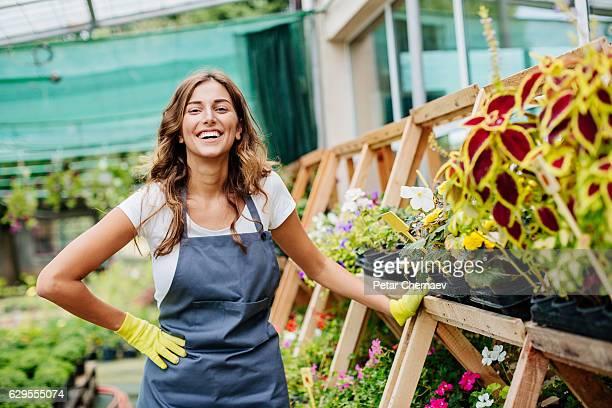 美しい造園 - 造園師 ストックフォトと画像