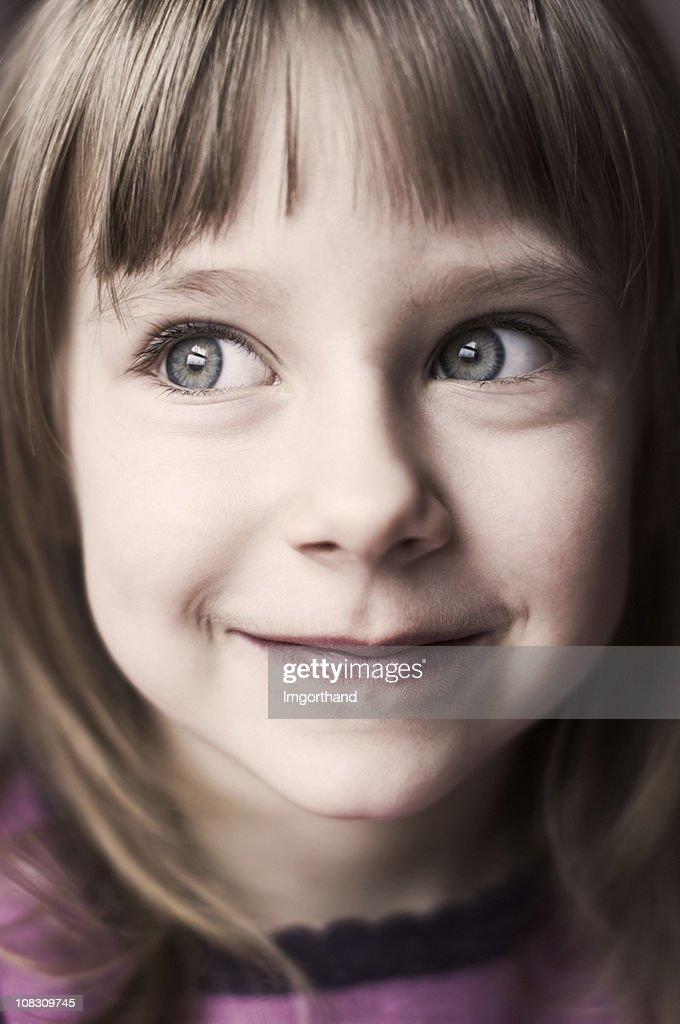 Schöne Mädchen : Stock-Foto