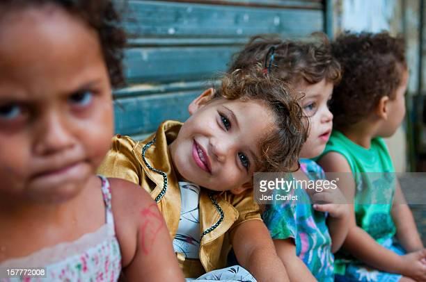 美しい少女、中東(Sidon 、レバノン