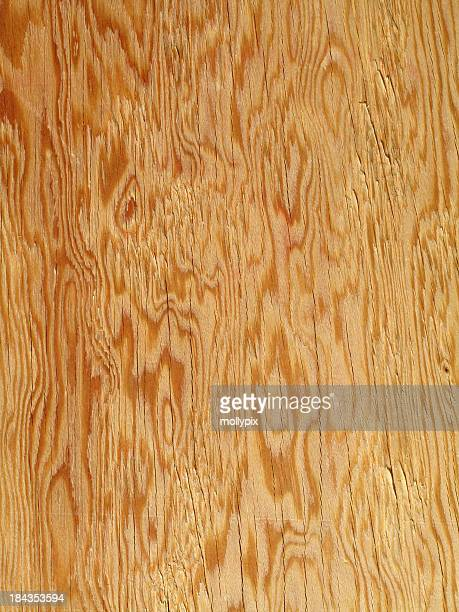 Beautiful golden brown plywood floor background