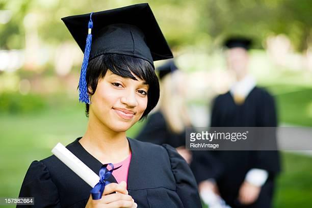 Beautiful Graduate
