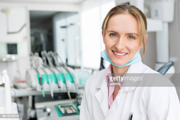 Beautiful healthcare & beauty worker