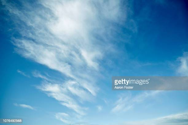 beautiful hi rez sky - himmel stock-fotos und bilder