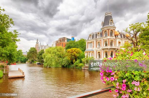 an image beautiful house amsterdam