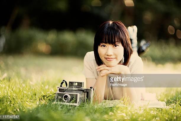 美しい日本の女性