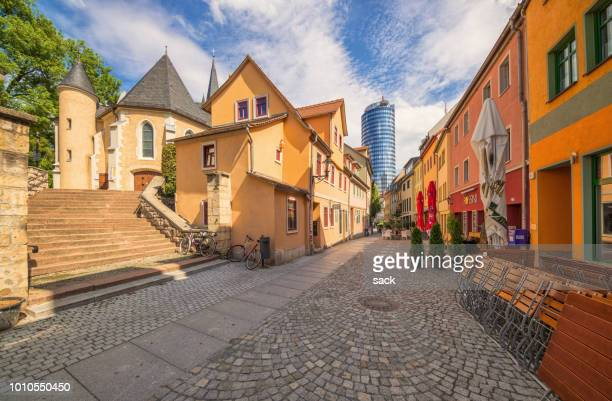 beautiful jena - thuringia stock pictures, royalty-free photos & images