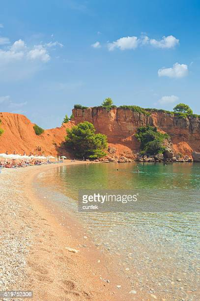 Bellissimo Kokkinokastro spiaggia, Alonissos (Alonneso