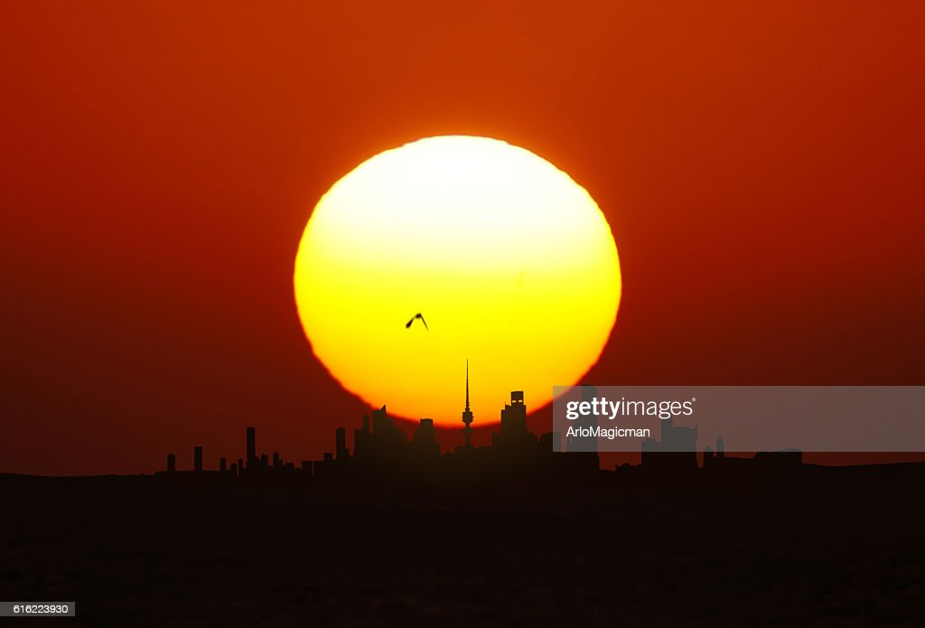 beautiful kuwait : Foto stock