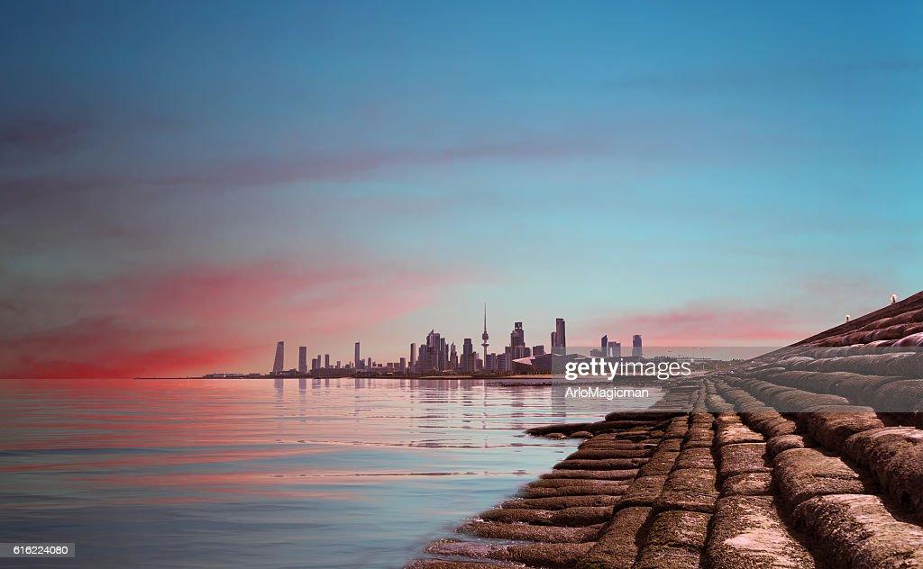 beautiful kuwait : Stock Photo