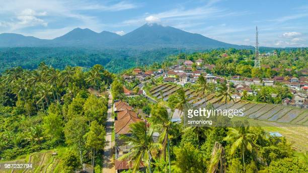 Beautiful Landscape in Bali, Indonesia