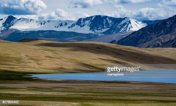 Schöne Landschaft im Norden von Indien
