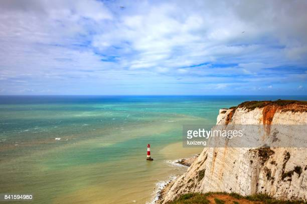 beautiful landscape of Beachy head