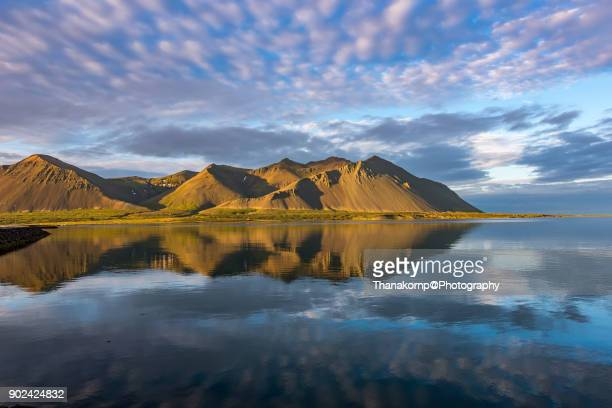 Beautiful Landscape Summer in Iceland