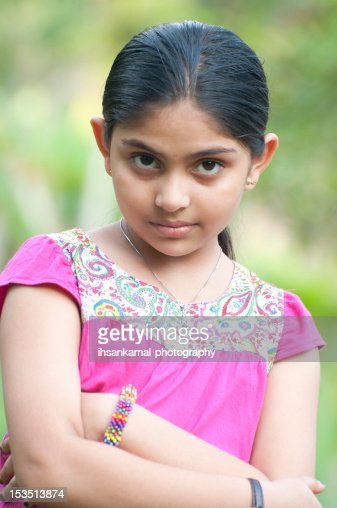 Beautiful Little Girl Stock Photo  Getty Images-8049