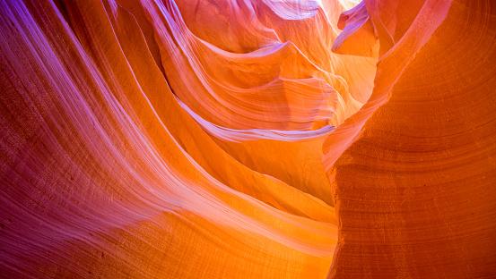 beautiful Lower Antelope Canyon 622054916