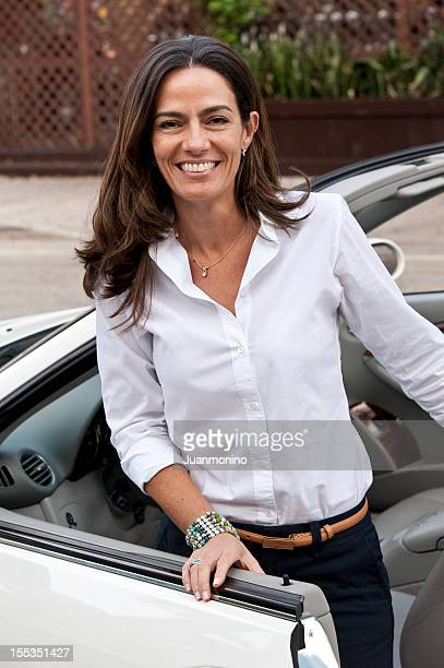 beautiful mature hispanic woman - beautiful puerto rican women stock photos and pictures