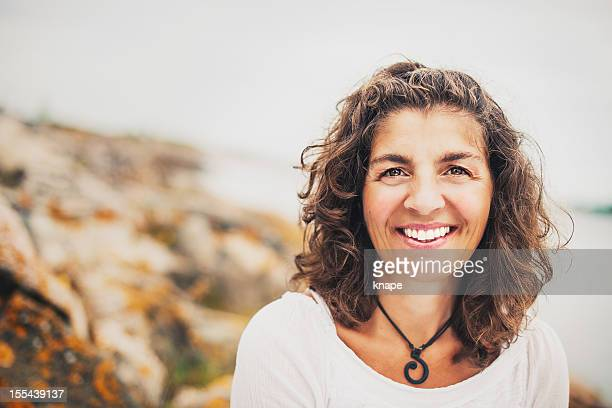 Mature Women Faces Stock Photos And Pictures  Getty Images-6252