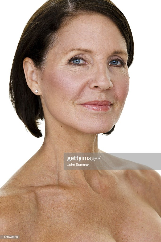 Beautiful Mature Woman High-Res Stock Photo - Getty Images-5688