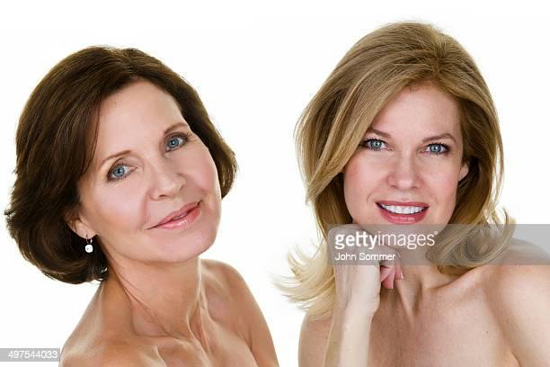 Beautiful mature women