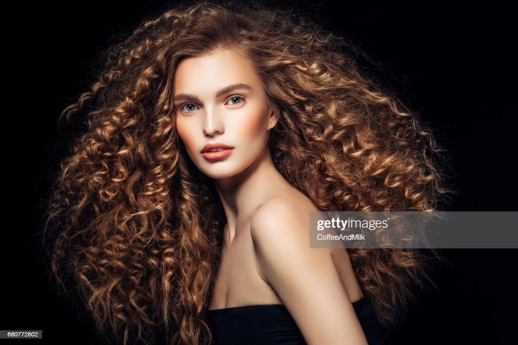 Beautiful model : Stock Photo