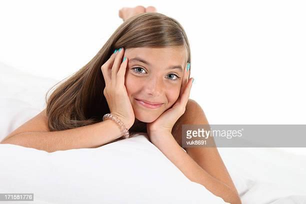schönen morgen - sexy girls stock-fotos und bilder