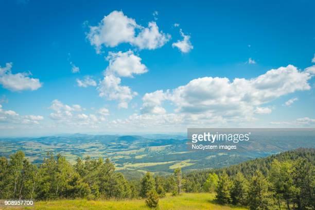 Prachtige berglandschap