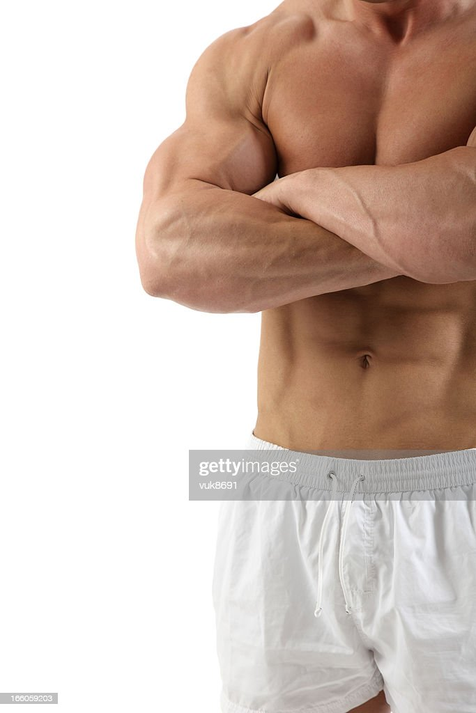 Beautiful Muscular Male Body Stock Photo Getty Images