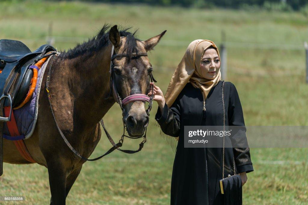 Frauen reiten reife Russische