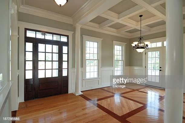 Wunderschöne neue foyer