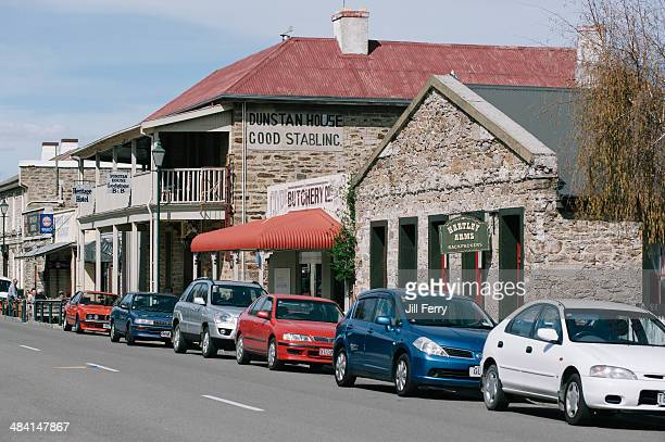 beautiful new zealand - otago stock pictures, royalty-free photos & images