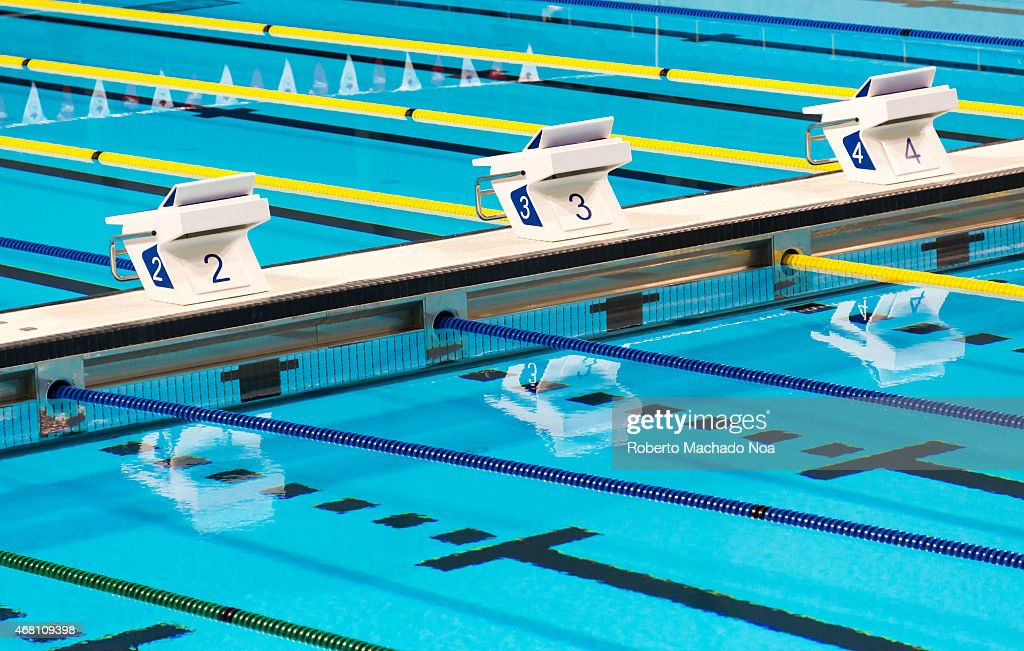 ontario toronto ontario canada beautiful olympic sport competition swimming pool lanes