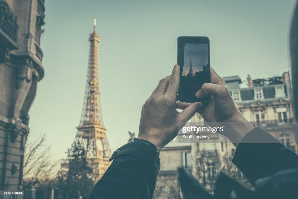 Beautiful Paris : Stock Photo