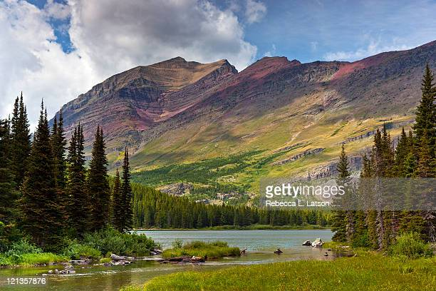 beautiful place in swiftcurrent - saskatchewan stock pictures, royalty-free photos & images