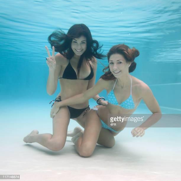 Wunderschöner Pool Meerjungfrauen-Unterwasser-Spaß (XL