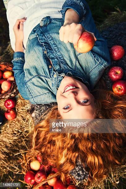 redhead magnifique campagne