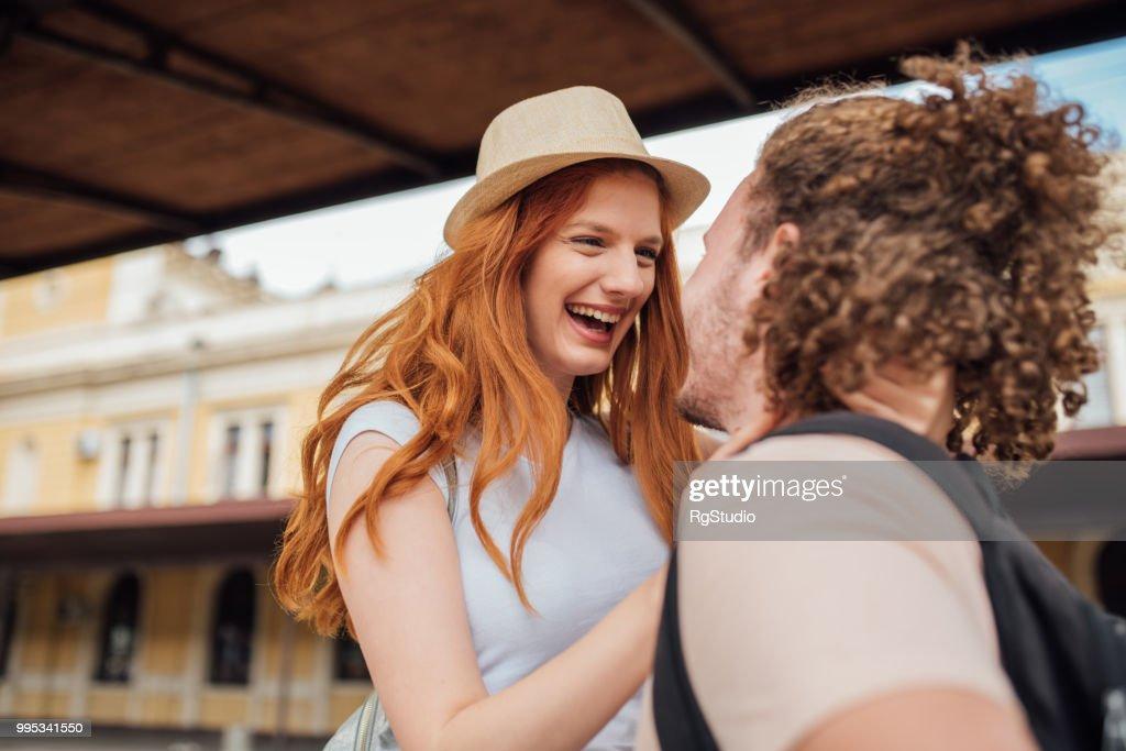 Frau sucht jungen mann
