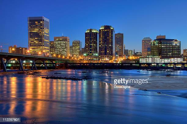 Beautiful Richmond Cityscape (HDR Version)
