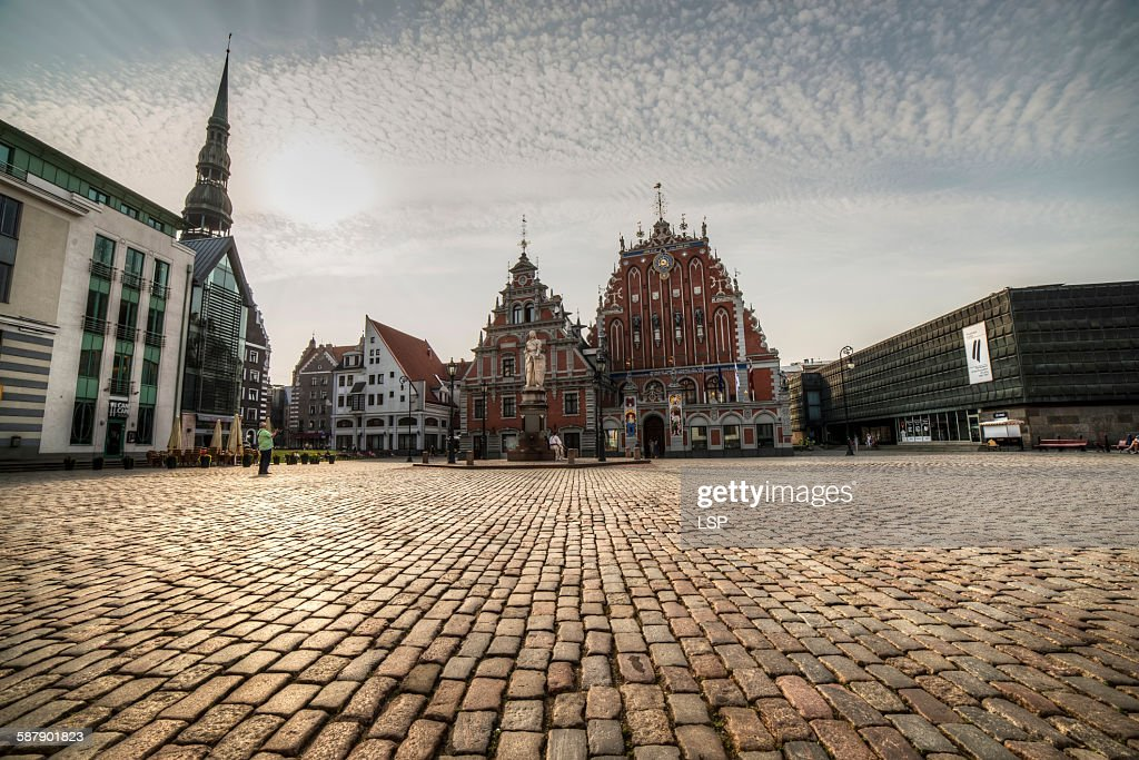Beautiful Riga : Stock Photo