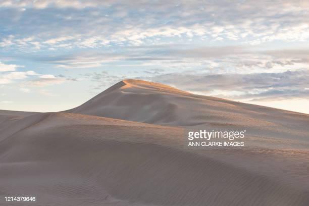 beautiful sand dunes - 砂丘 ストックフォトと画像