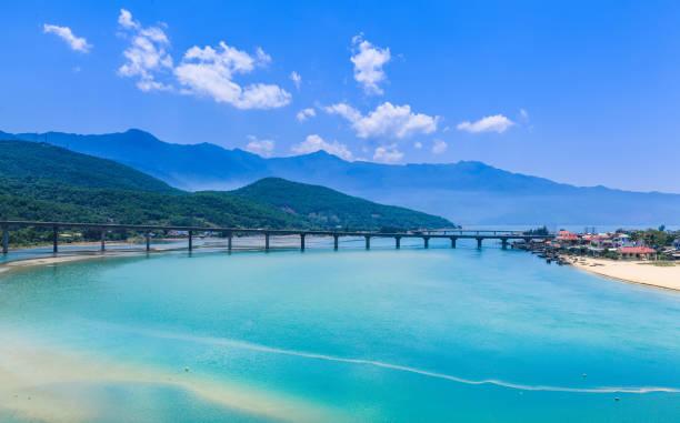 Beautiful seaview at Lang Co - Da Nang city