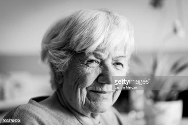 beautiful senior woman - image stock pictures, royalty-free photos & images
