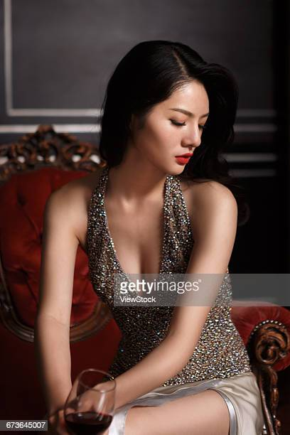 Sexy Chinese Women Stock Pictures Royalty Free Photos Images