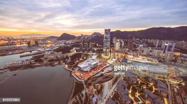 beautiful shenzhen - guangdong province stock photos and pictures