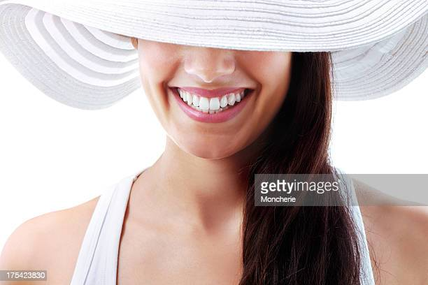 Hermosa sonrisa