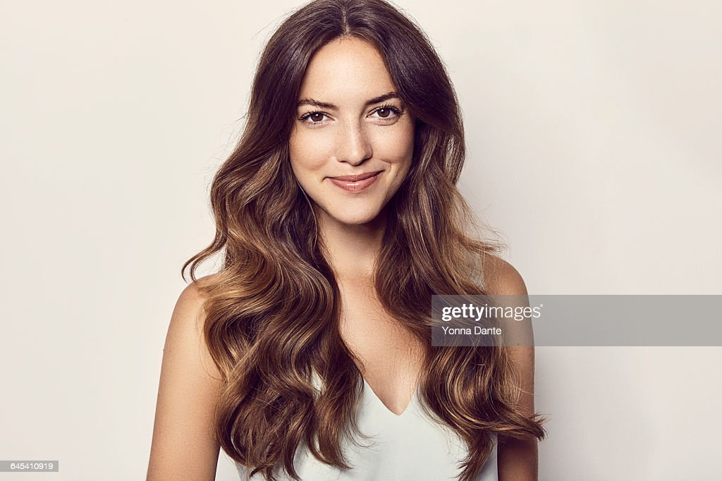 wavy hair stock photos and pictures getty images