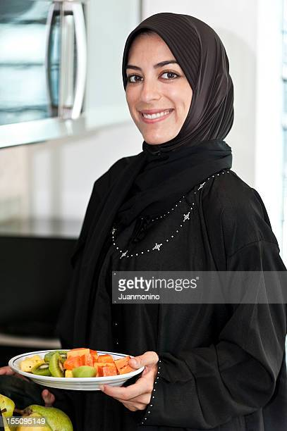 a beautiful smiling young woman - iranian woman stock photos and pictures
