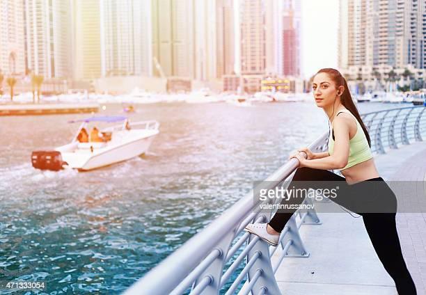Beautiful Sprinter in Dubai