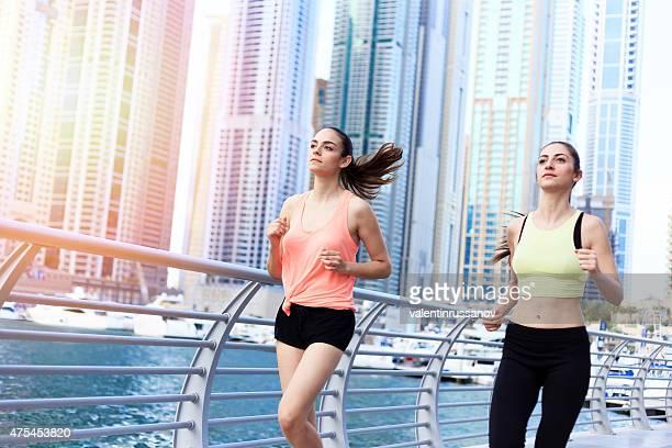 Beautiful Sprinters in Dubai