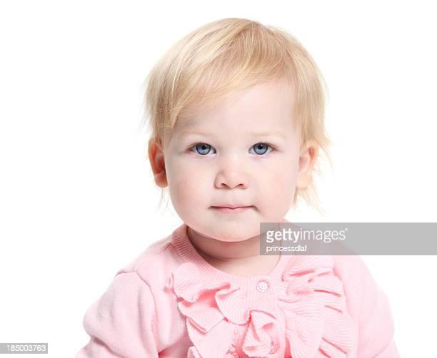 Linda Criança pequena
